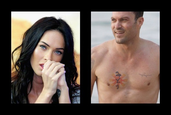 Megan Fox is married to Brian Austin Green