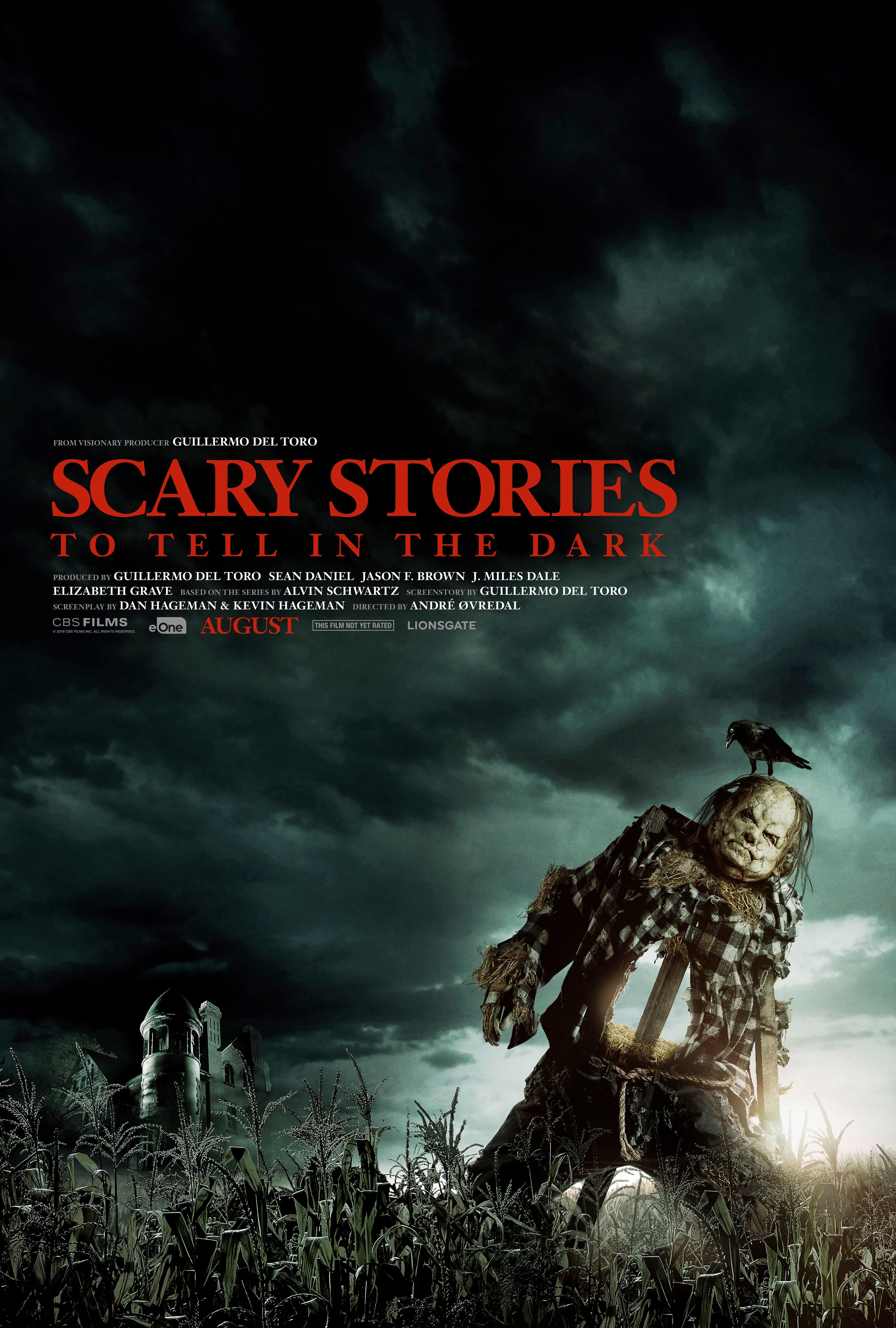 Everything You Need To Know About 'Scary Stories To Tell In The Dark'
