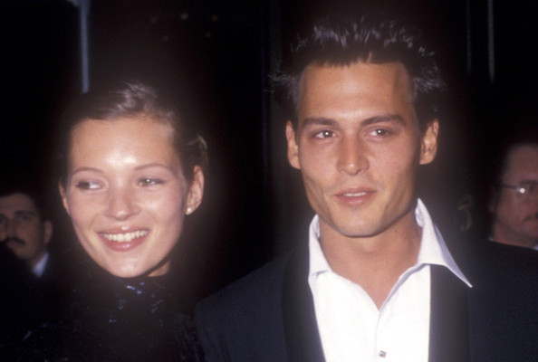 Here's the Song Inspired By Johnny Depp and Kate Moss