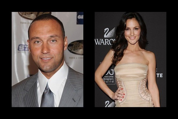 Derek Jeter dated Minka Kelly