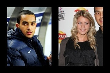 Theo Walcott Dating History