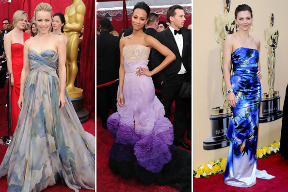 Best and Worst Dressed at the 2010 Academy Awards