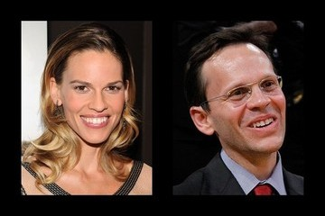 Hilary Swank Dating History