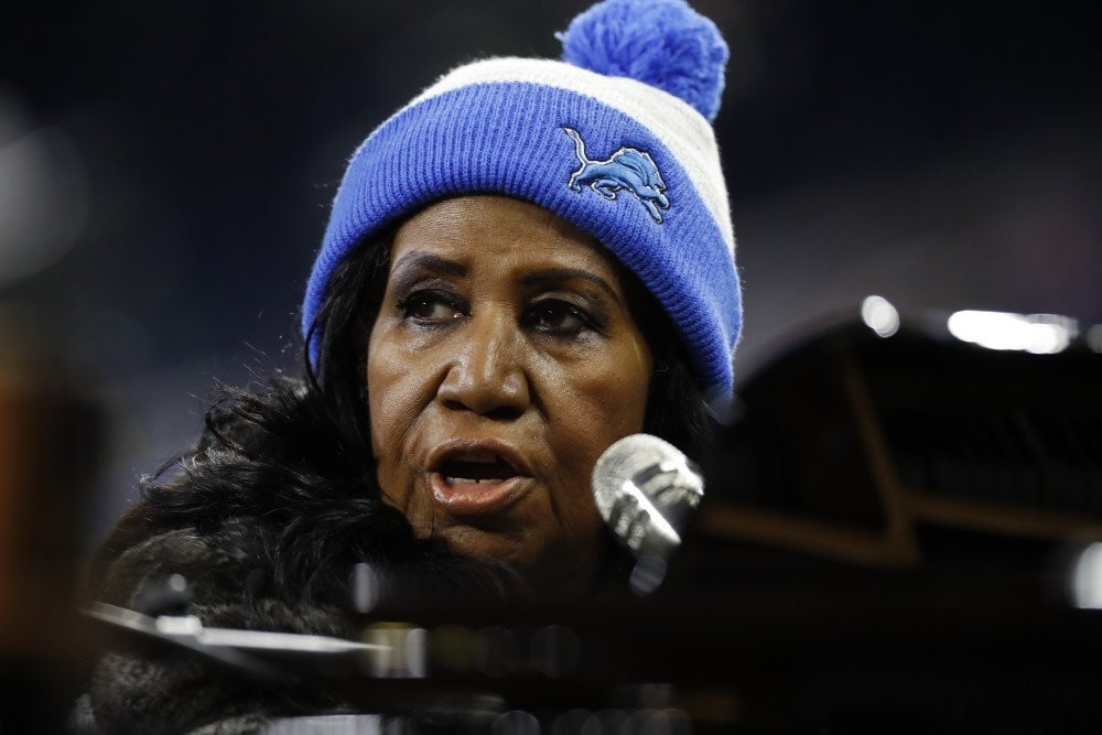 Aretha Franklin Just Slayed the Longest National Anthem in U.S. History