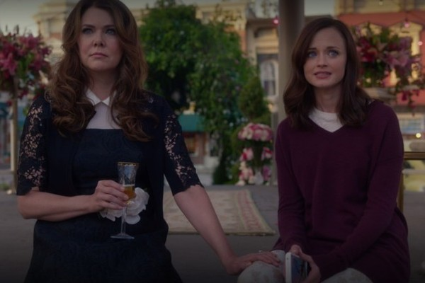 The glory of the Gilmore Girls