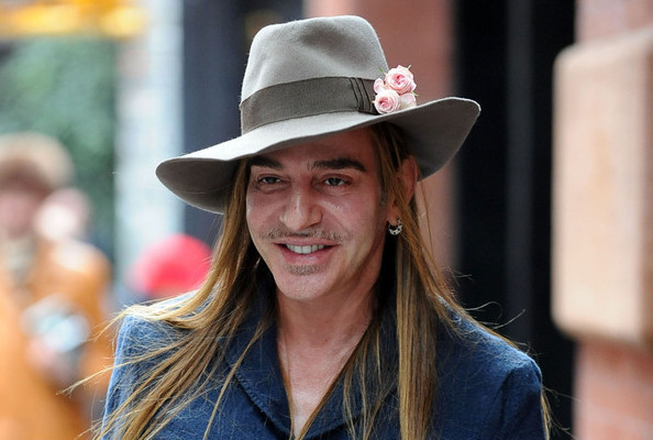 John Galliano Is on the Move, Gucci's Loafers Turn 60, and More!