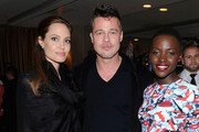 Angelina Jolie's Celebrity Friends