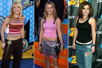 Awesomely Bad Red Carpet Looks from 2003