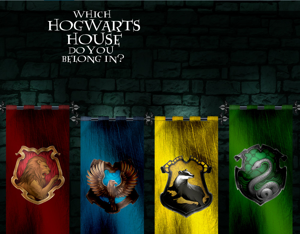 which hogwarts house do you belong in quiz zimbio. Black Bedroom Furniture Sets. Home Design Ideas