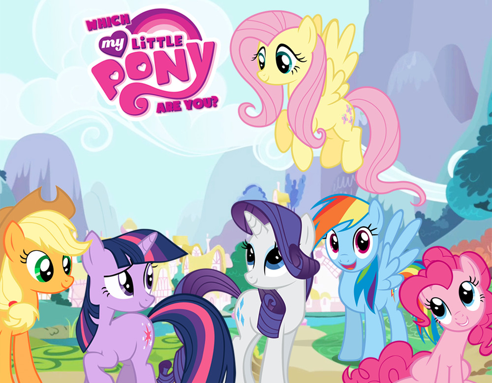 which my little pony are you quiz zimbio