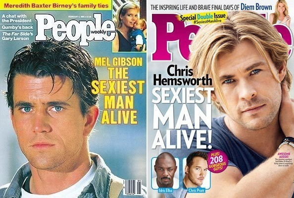 Where Are They Now: The Sexiest Men Alive
