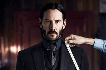 Keanu Reeves Suits Up in the New 'John Wick: Chapter 2' Teaser