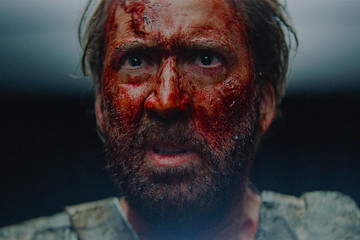 Pure Metal 'Mandy' Is A Dose Of Vintage Nicolas Cage