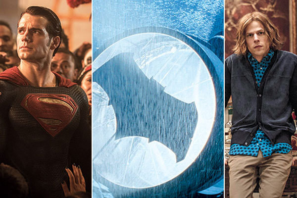 Everyone's Brooding in the New 'Batman v Superman' Photos