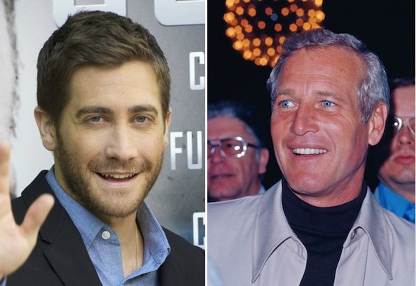 Jake Gyllenhaal: Paul Newman - The Role Models of the Stars - Zimbio