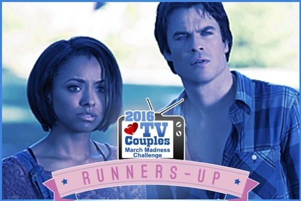 Damon & Bonnie Are Runners-Up of Zimbio's 2016 TV Couples March Madness!
