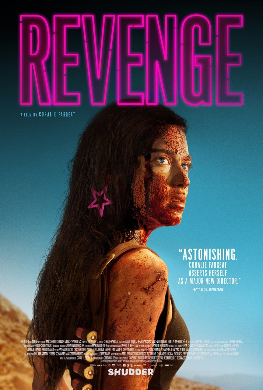 I Saw 'Revenge' And Now I Can't Think Of Anything Else