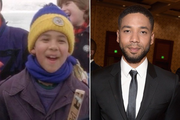Jussie Smollett - Where Are They Now - 'The Mighty Ducks ...