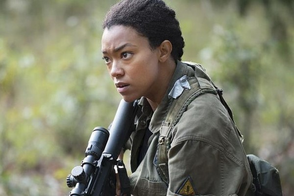Images From Next Week's 'Walking Dead' Episode Reveal Sasha's Fate