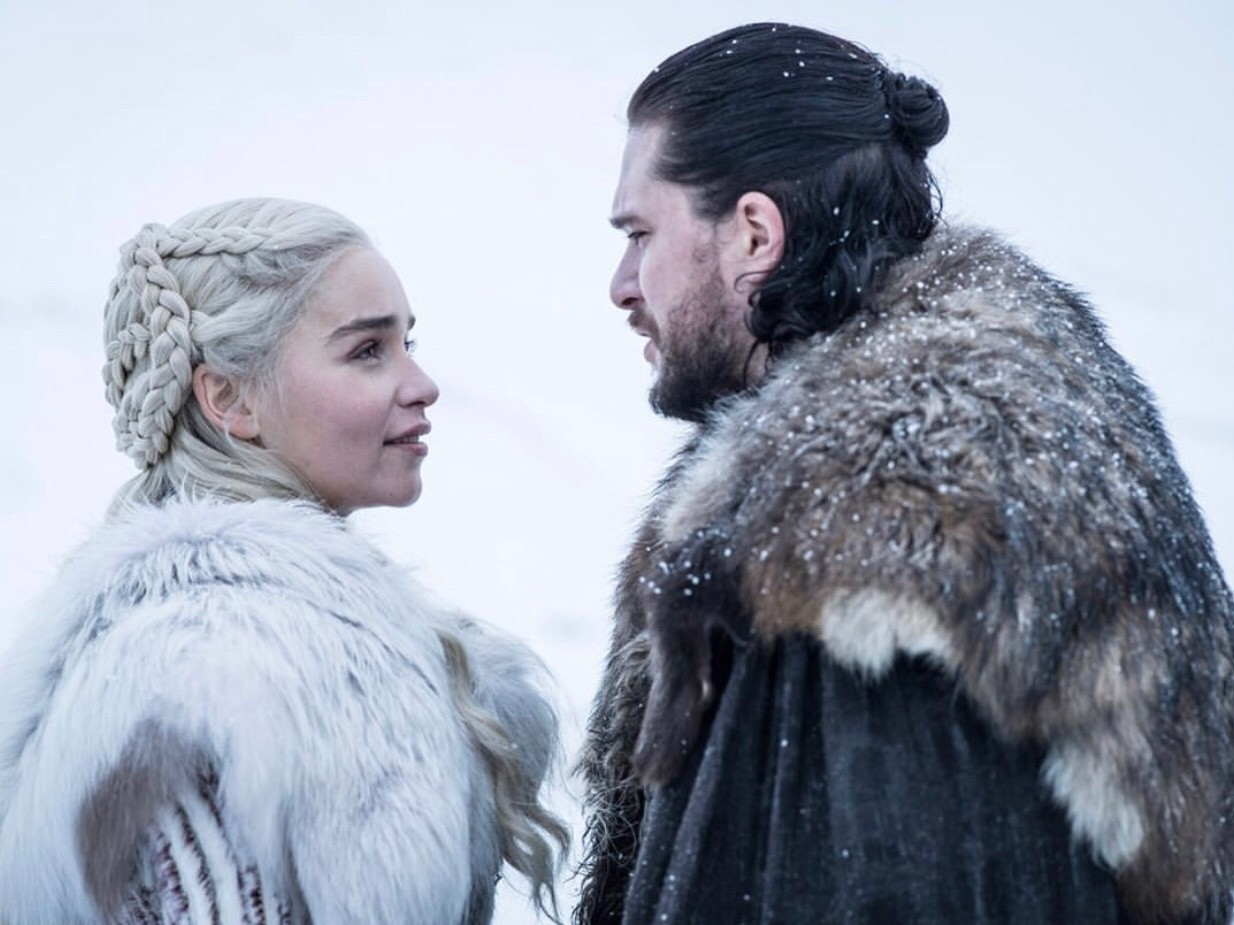 Don't Miss The 'Game Of Thrones' Season 8 Schedule