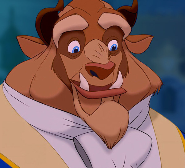 The Beast Beauty And The Beast Animated Characters We Admit To Crushing On Zimbio