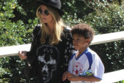 Heidi Klum is a Superhero—She Saved Her Son From Drowning!