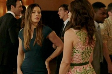 Jessica Biel Returns to TV with a Twerk and a Girl Fight