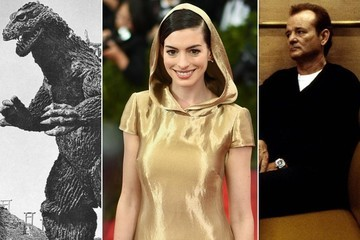 Anne Hathaway Is Doing a Movie That's a Cross Between 'Godzilla' and 'Lost in Translation'