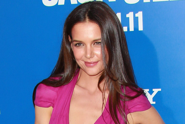 UNVEILED: Katie Holmes in Bobbi Brown's First-Ever Celebrity Ad Campaign