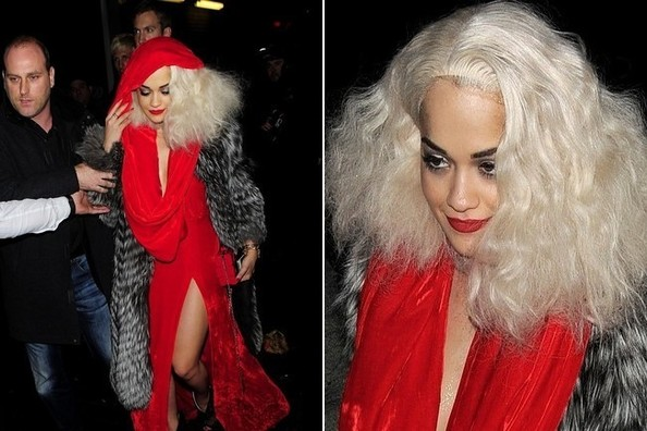 Rita Ora Rocks Sagittarius Style at Her Birthday Bash