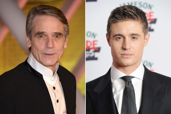 Jeremy Irons and Max Irons - Celebrities You Didn't Know ...