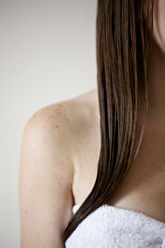 This Hair Conditioning Treatment Can Double as Salad Dressing