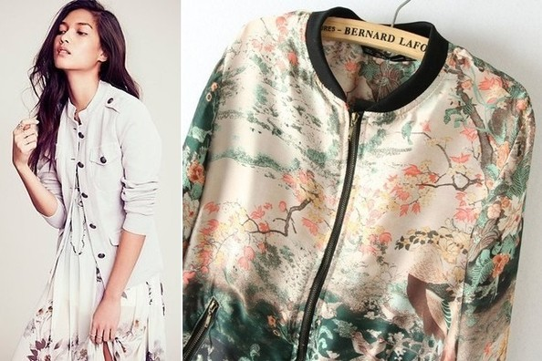 What to Wear: Spring Jacket Edition