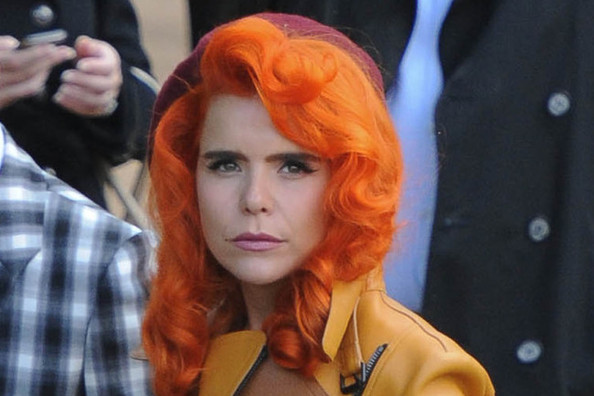 For the Record, Paloma Faith's Hair is ALL Kinds of Awesome