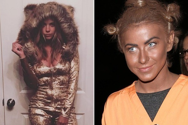 The Most Controversial Celebrity Halloween Costumes of All Time ...