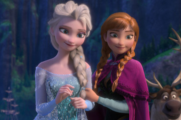 'Frozen' Is Getting a Sequel Because Of Course