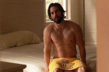Try Not to Cry Watching the 'This Is Us' Trailer Starring Milo Ventimiglia's Butt