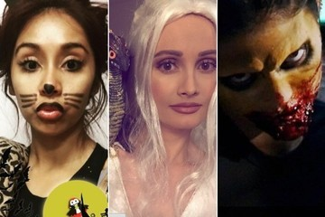 Celebrity Halloween Costumes 2015