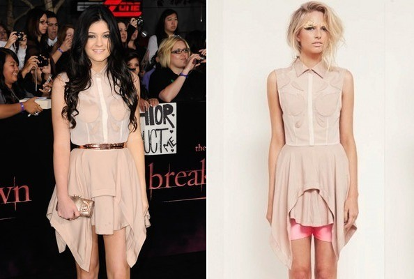 Steal Her Style: Kylie Jenner's Cameo Dress