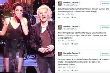 Kristen Stewart Hosts 'SNL,' Accidentally Drops F-Bomb, Reminds Everyone That Trump Is Strangely Obsessed With Her