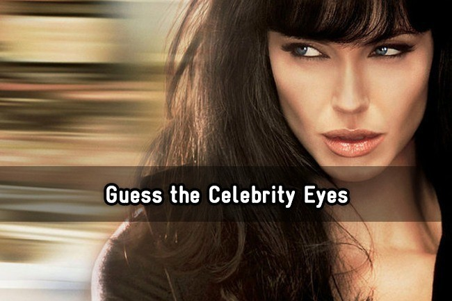 Guess The Celebrity Eyes - Trivia Quiz