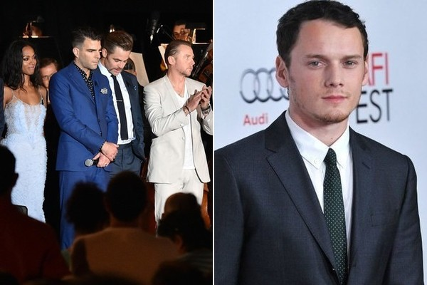 Emotional 'Star Trek Beyond' Cast Pays Tribute to Anton Yelchin at Premiere
