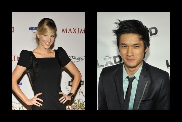 Is harry shum jr dating anyone