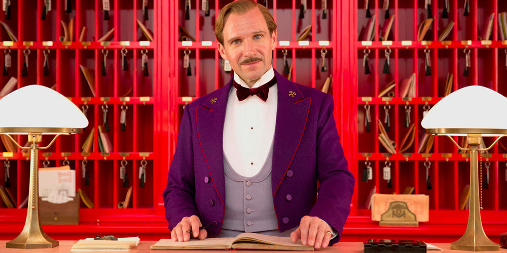 Ralph Fiennes as M. Gustave in 'The Grand Budapest Hotel.'