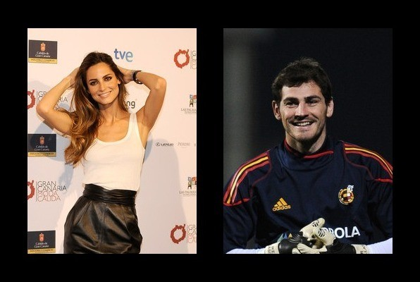 ariadne artiles dated iker casillas ariadne artiles