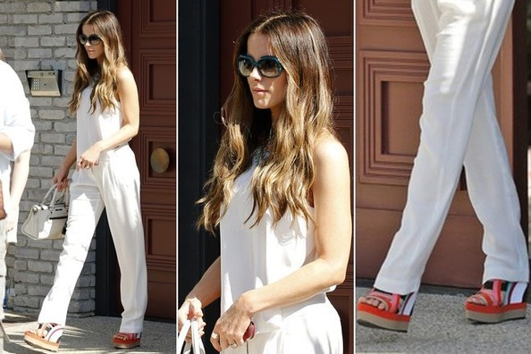 #TBT: Kate Beckinsale in Memorial Day Whites