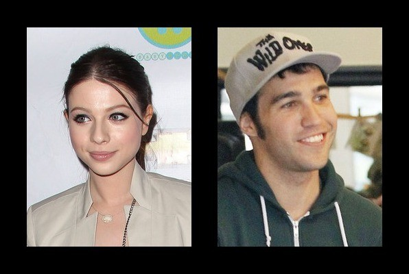 Michelle Trachtenberg was rumored to be with Pete Wentz