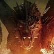 Smaug in 'The Hobbit'