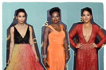 Every Breathtaking Look from the 2017 Emmy Awards
