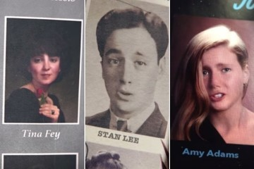 Celebrities Bare All in Old Yearbook Photos During 2017 Super Bowl for Honda CR-V